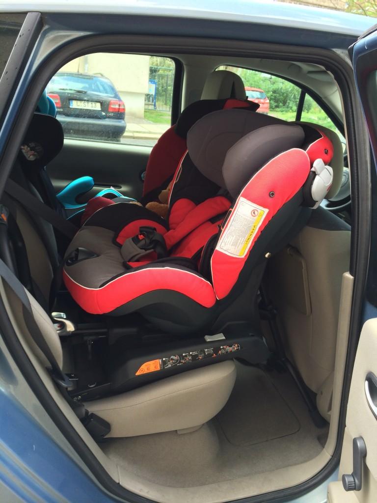Staufächer und Kindersitze - was ist erlaubt?