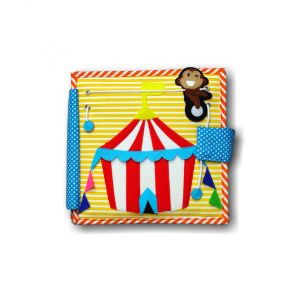 Quiet Book - Circus